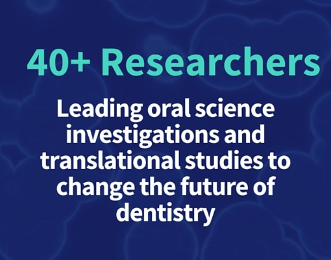 40+ Researchers