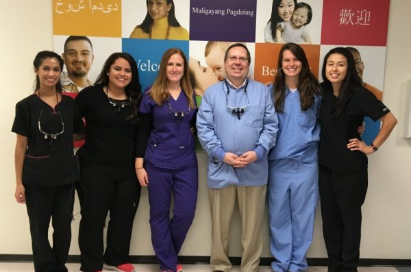 UIC College of Dentistry Students to go on Rotations Starting in Third Year
