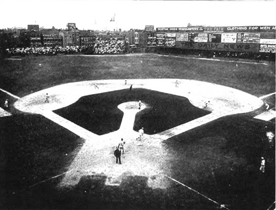 Chicago Cubs baseball field