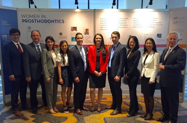 UIC Prosthodontics Team Takes Top Prizes in National Research Competition