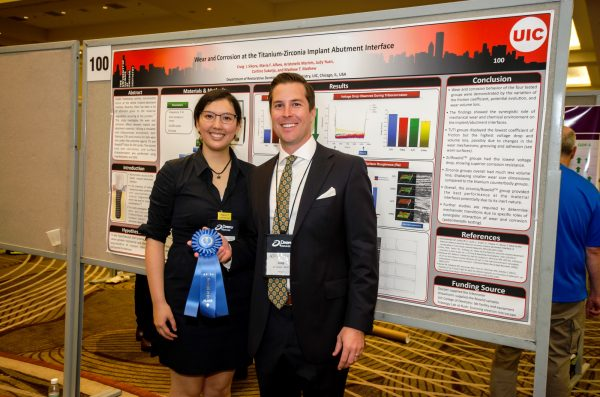 UIC College of Dentistry Resident and Students Take Three of Six ACP Awards