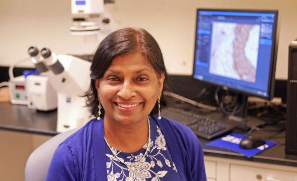 Dr. Anne George Earns Prestigious University Scholar Designation
