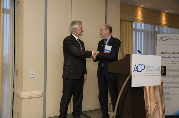 Dr. Stephen Campbell Earns Founders Society Award from American College of Prosthodontists Education Foundation