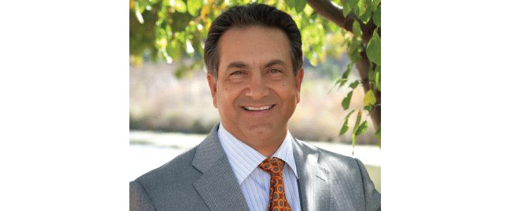 Dr. Paul Caputo Expresses Gratitude Through Estate Gift