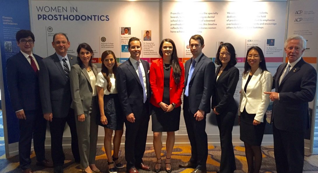 Drs. Craig Sikora and Dr. Virginia Hogsett Win Top ACP Honors