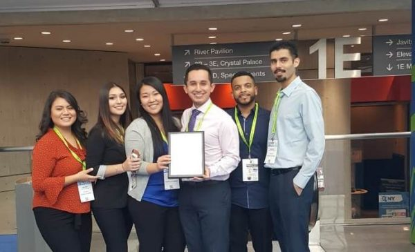 Hispanic Student Dental Association Wins Chapter of the Year, Two Other Honors