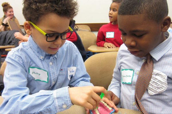 Give Kids A Smile: Helping Chicago's Underserved Children With Access to Dental Care