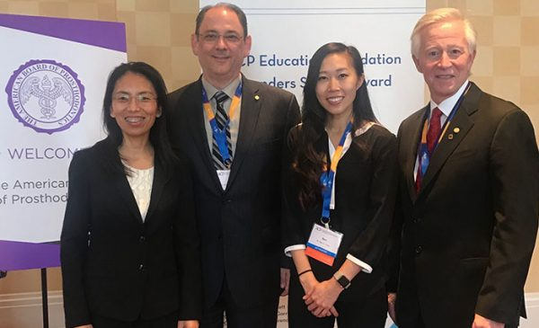 Dr. Sara Chen Wins Sharry Competition