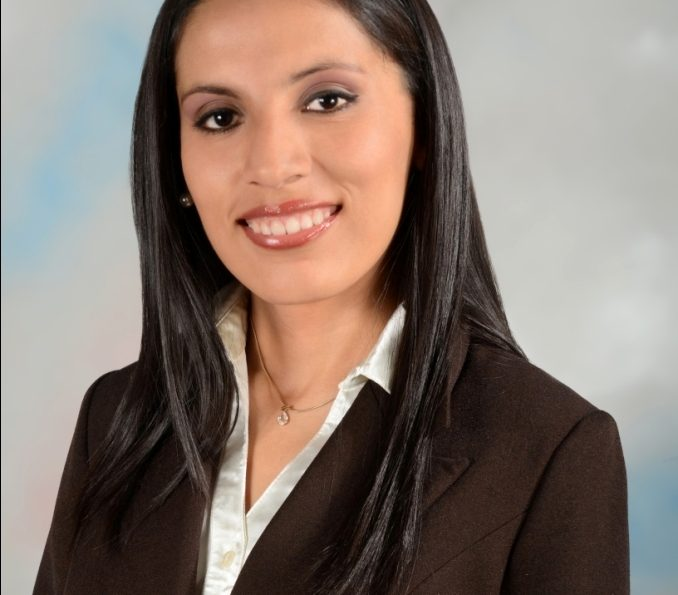 Peruvian Periodontist Dr. Carmen Graves Joins Faculty at the College of Dentistry