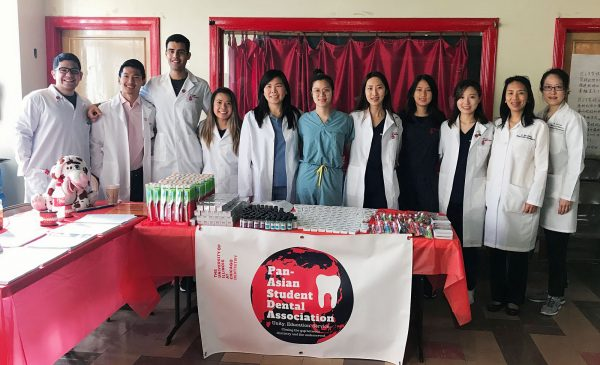 Pan-Asian Student Dental Association (PASDA) Chinatown Community Health Fair is a Success