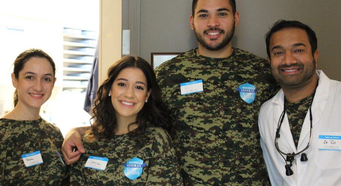 Alumni Spotlight: Chicagoland Smile Group Making Veterans Smile