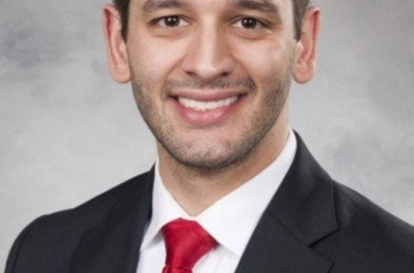 Prosthodontics Alumnus Dr. Daniel J. Pinkston Stays on to Teach