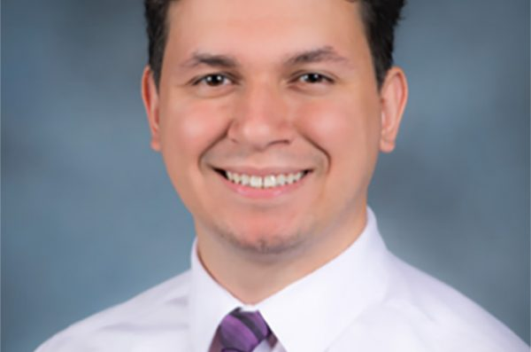 Dr. Sharif Mohammad Brings Experience to College of Dentistry from Several Dental Schools