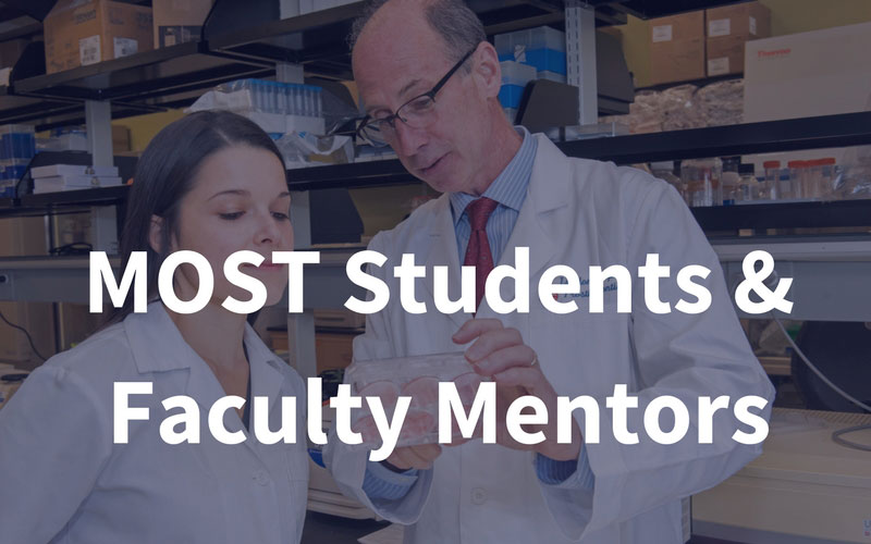 Most Students & Faculty Mentors
