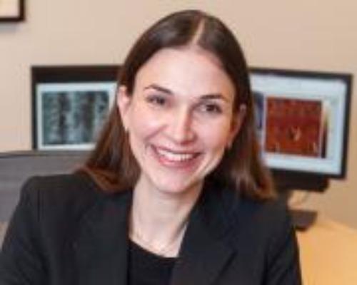 portrait of program director Dr. Ana Bedran-Russo