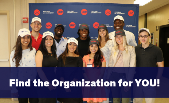 Find the organization for you!