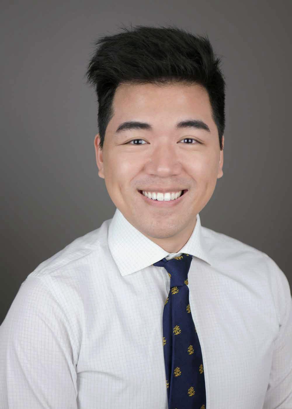 portrait of Dr. Anthony Lee