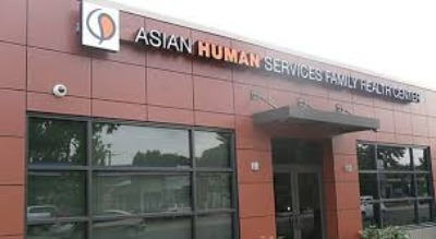 Asian Human Services building