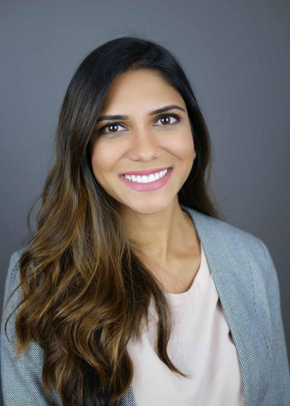 portrait of Dr. Dhwani Patel