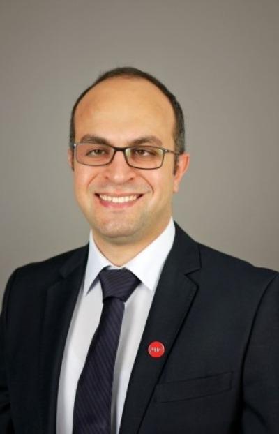 Dr. Mohammed Elnagar portrait
