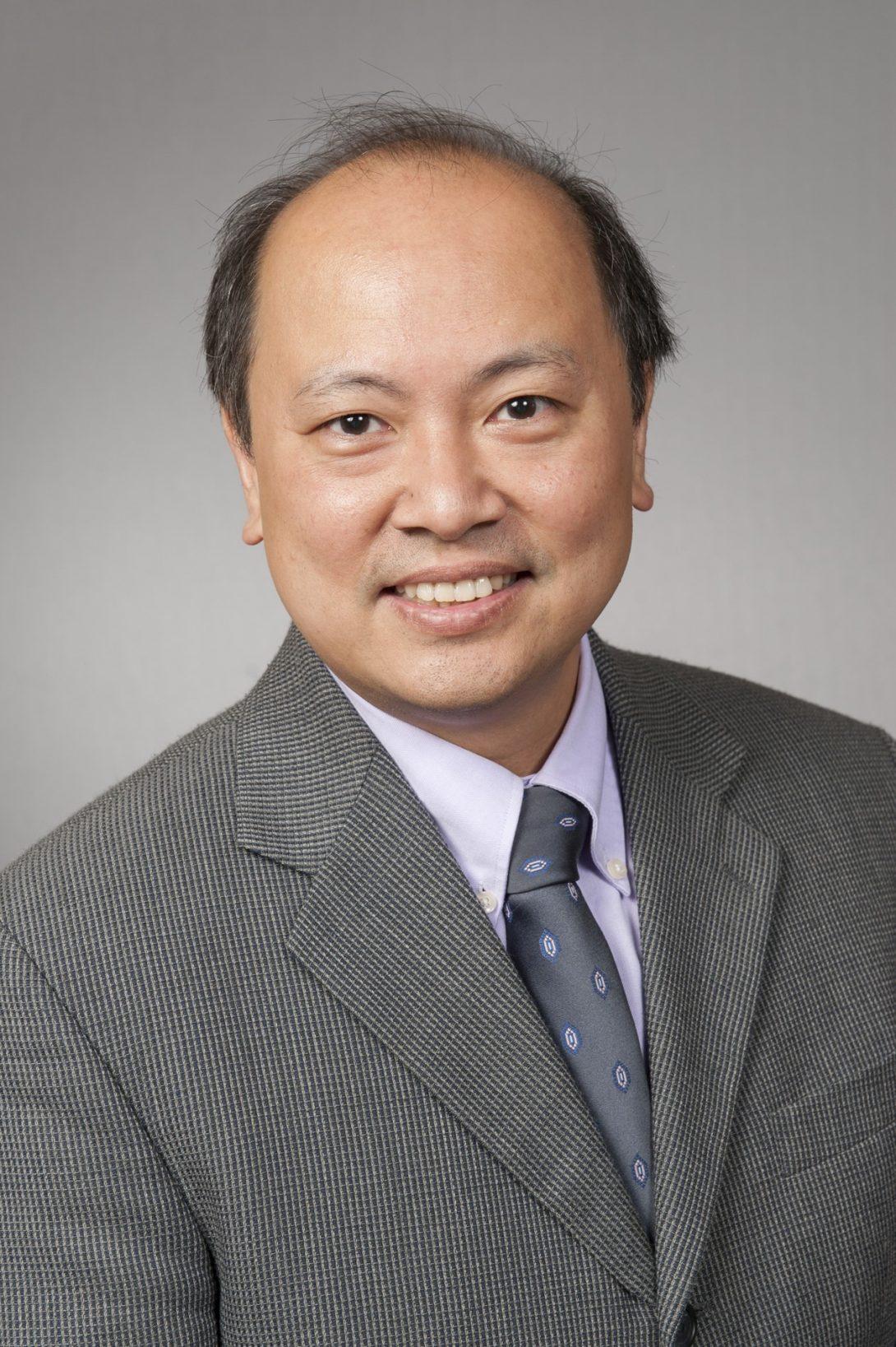 Dr. Budi Kusnoto portrait