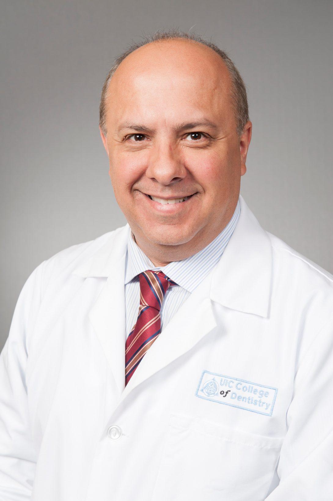 Dr. Opperman portrait