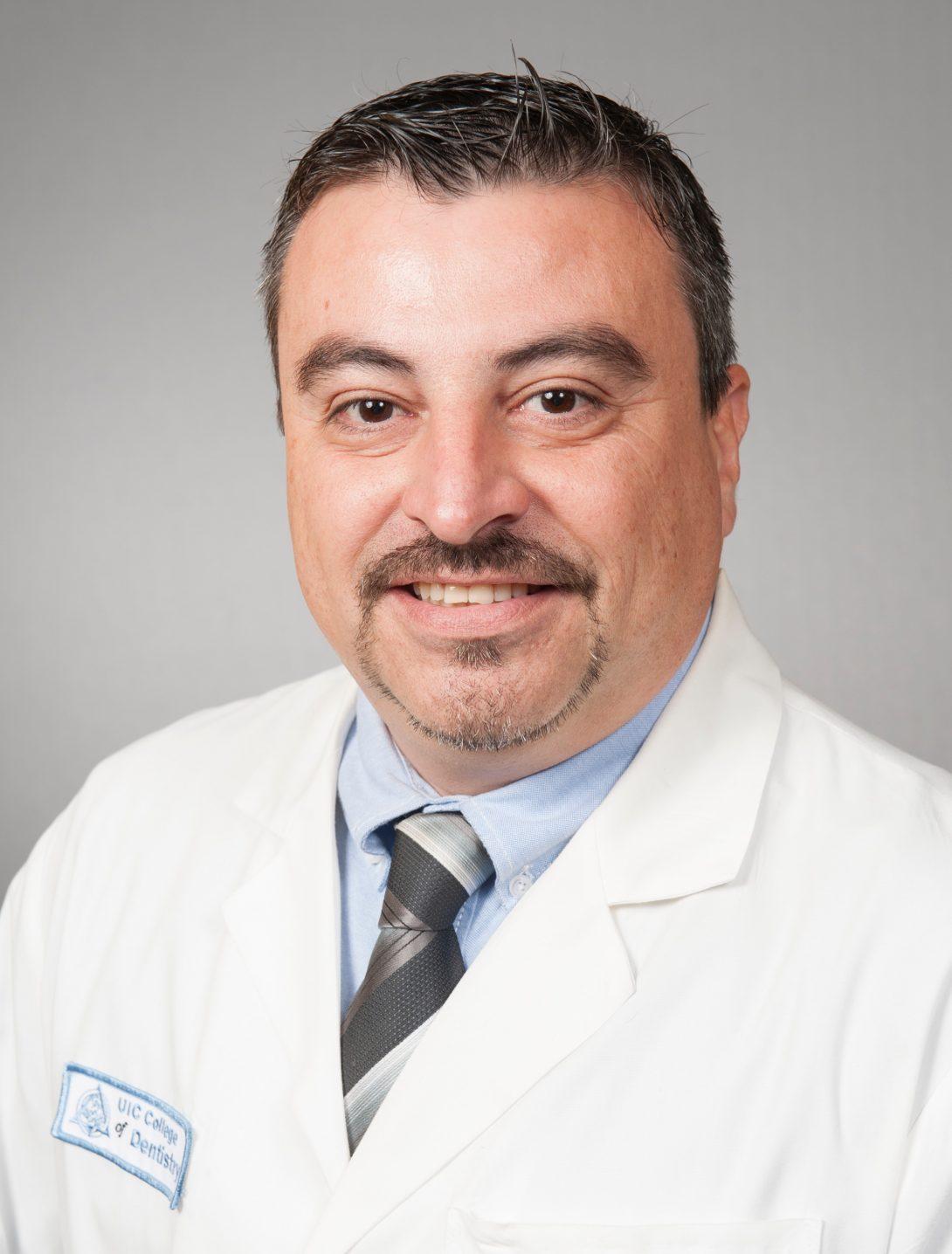 Dr. Flavio José Castelli Sanchez portrait