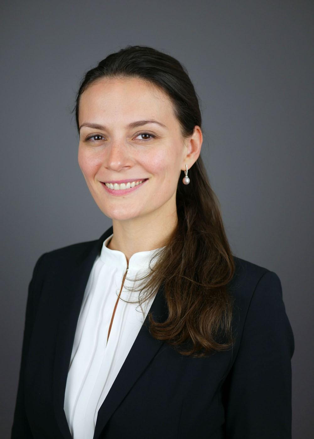 portrait of Dr. Galina Bulatova