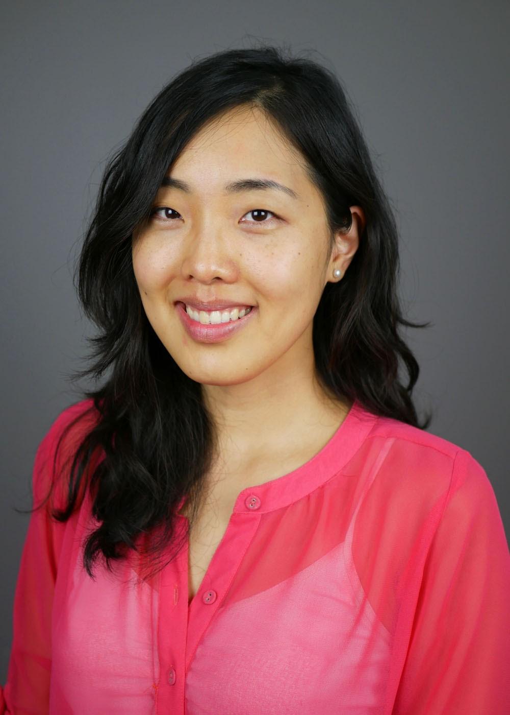 portrait of Dr. Juliana Lee