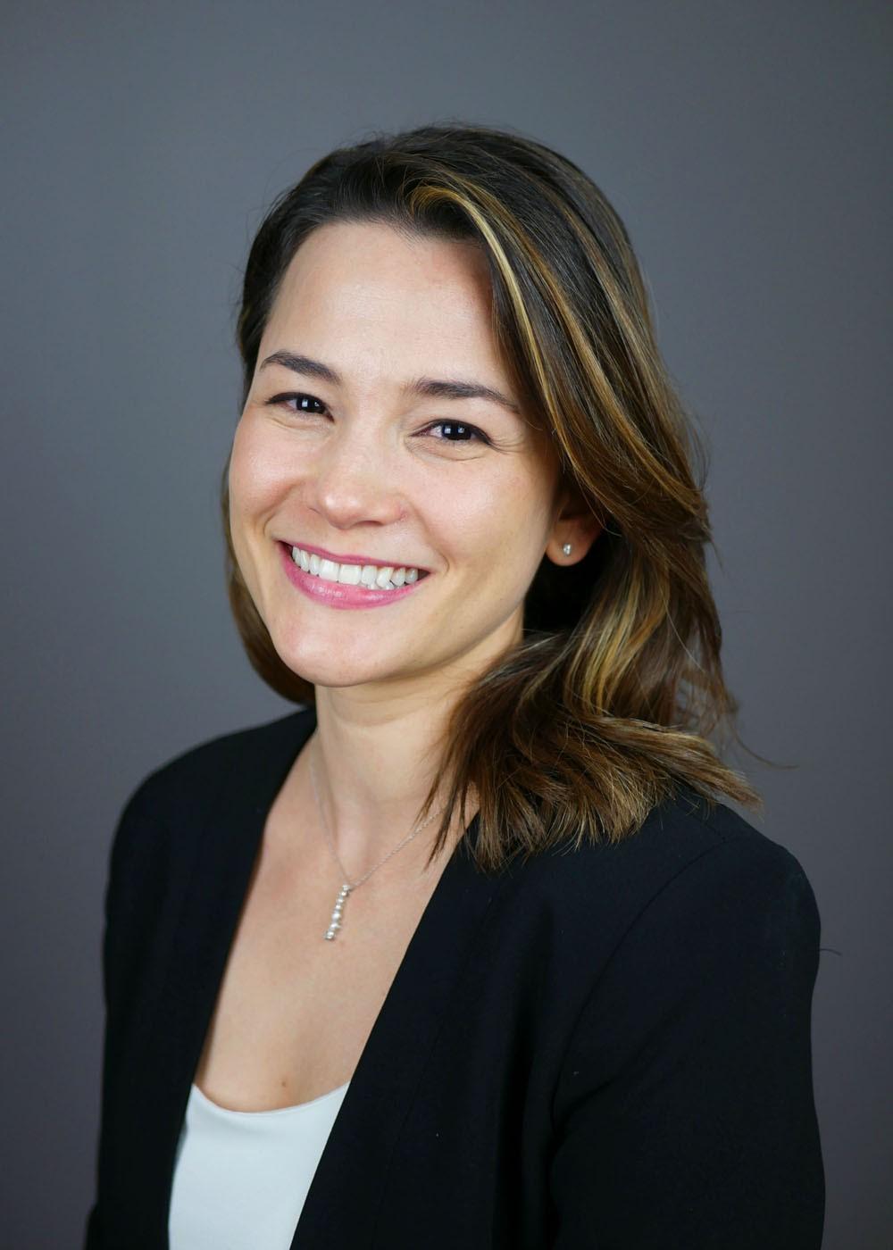 portrait of Dr. Katerine Cardona Salazar