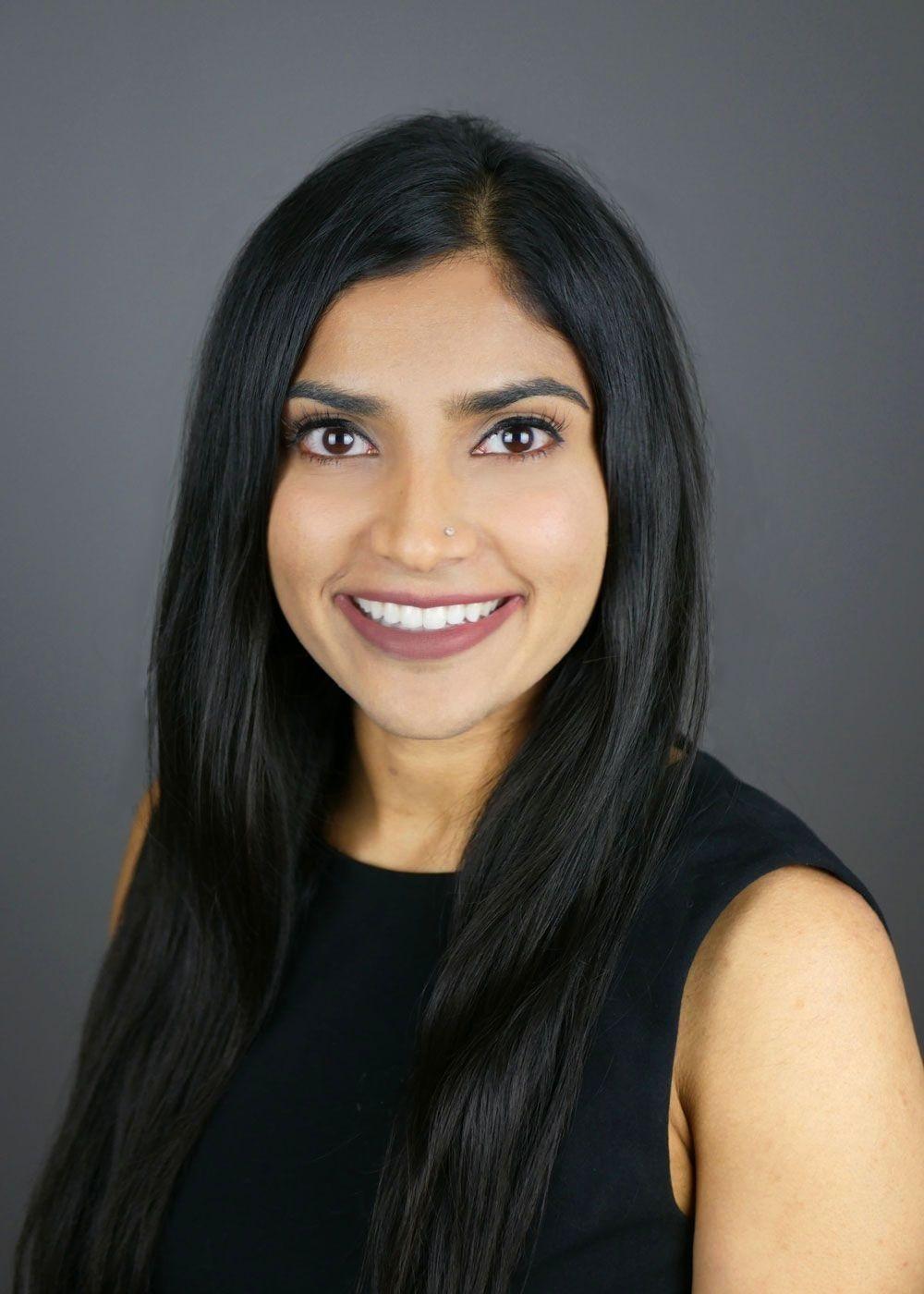 portrait of Dr. Vidhee Shah