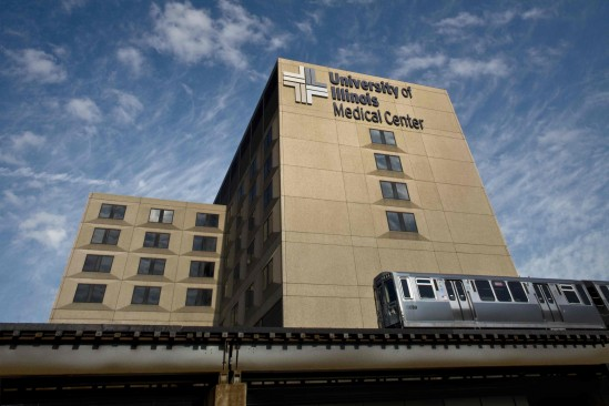 University of Illinois Medical Center building
