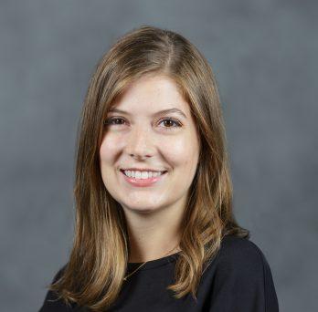 First-year UIC orthodontic resident Jessica Begley won essay contest award