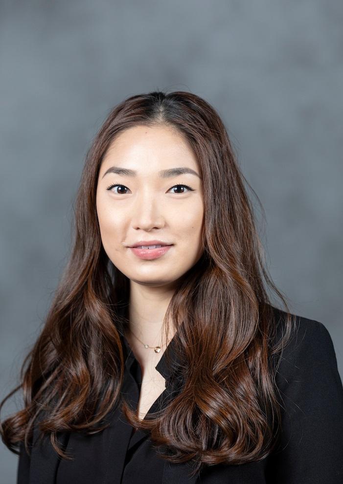 portrait of Dr. Sophie Ju Hyung Moon