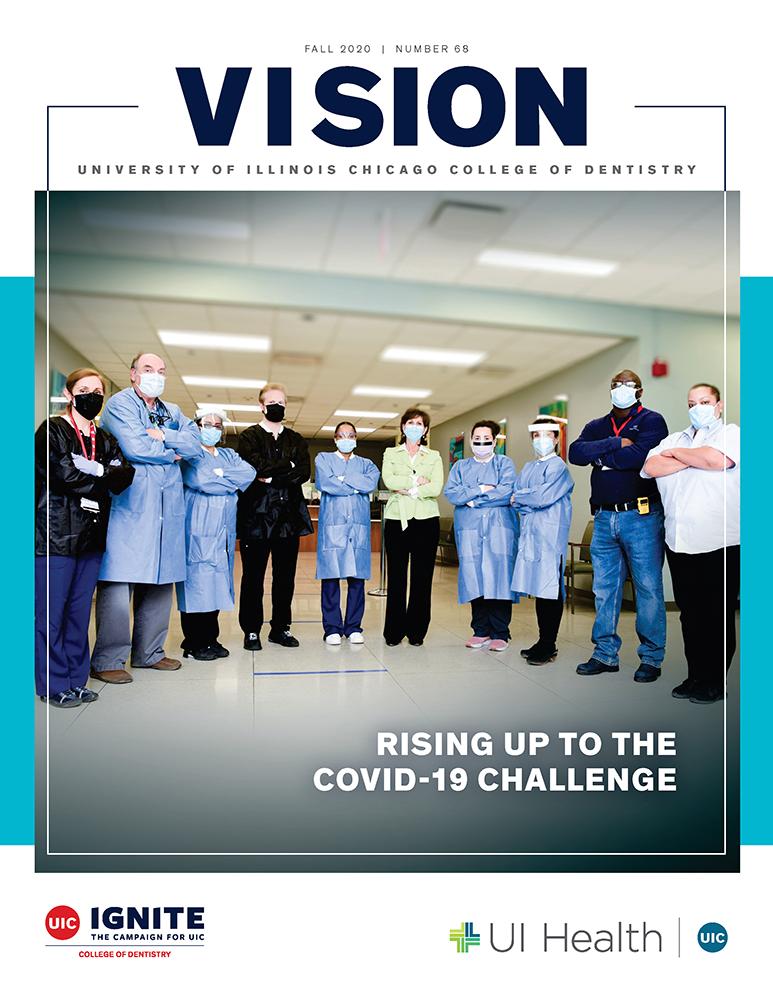 vision magazine poster