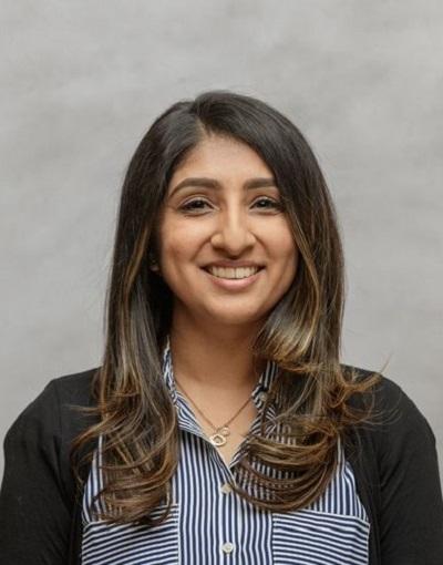 portrait of Dr. Chandani Shukla