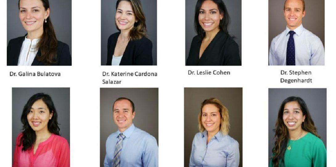 UIC Department of Orthodontics Class of 2021