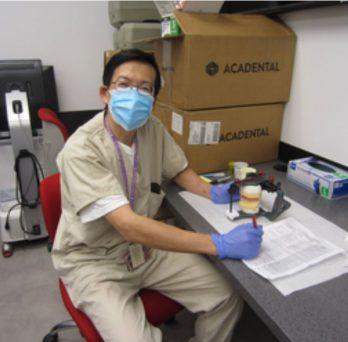 Dr. Swee Tan Awarded 2021 Jon Daniel Teaching Award