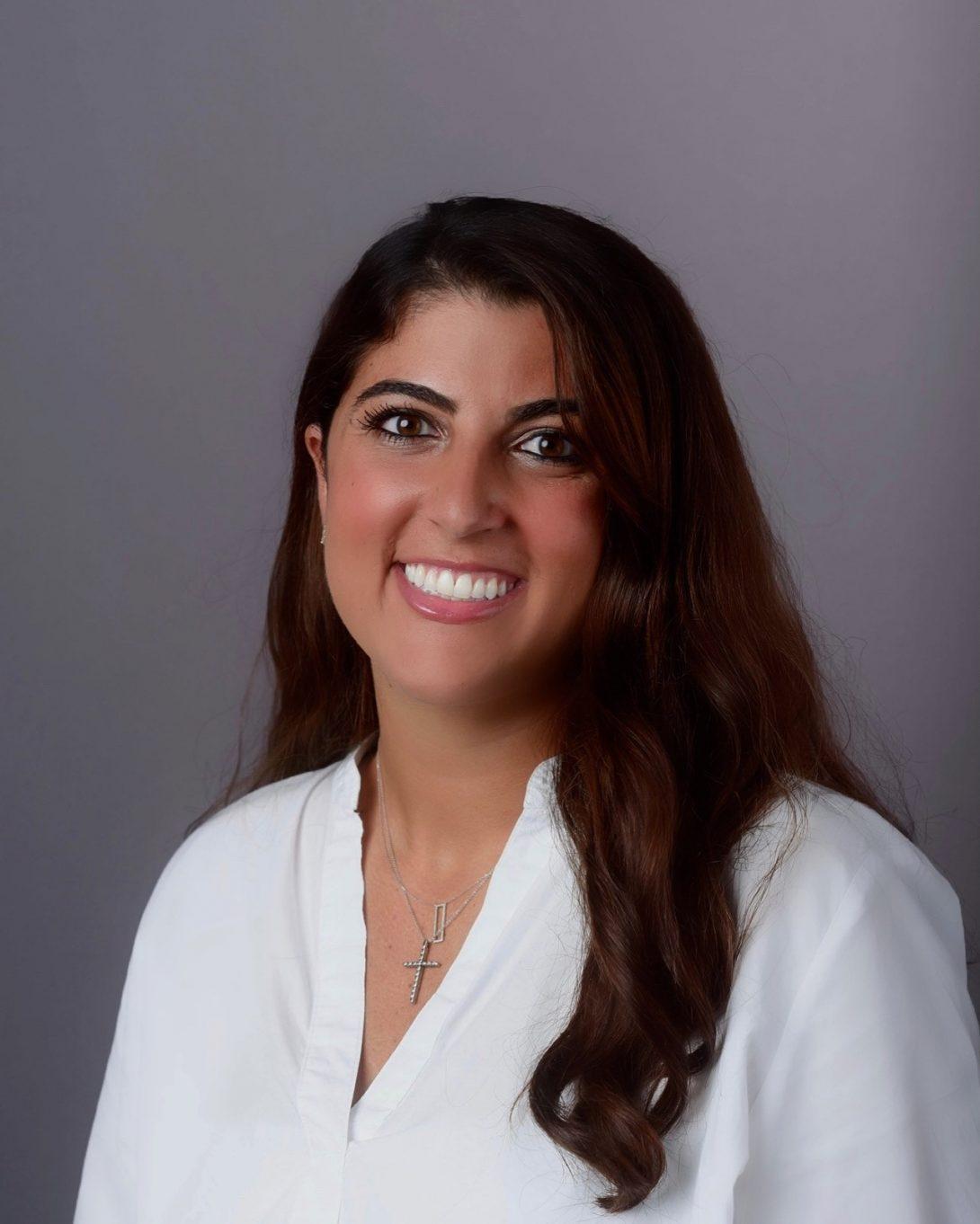 portrait of Dr. Emelia Karkazis