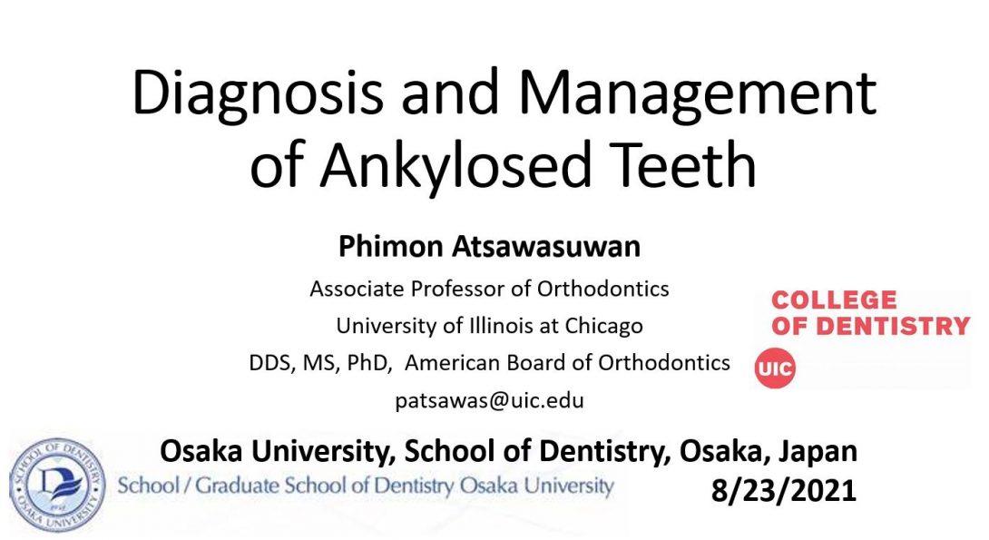 Lecture by Dr. Phimon Atsawasuwan