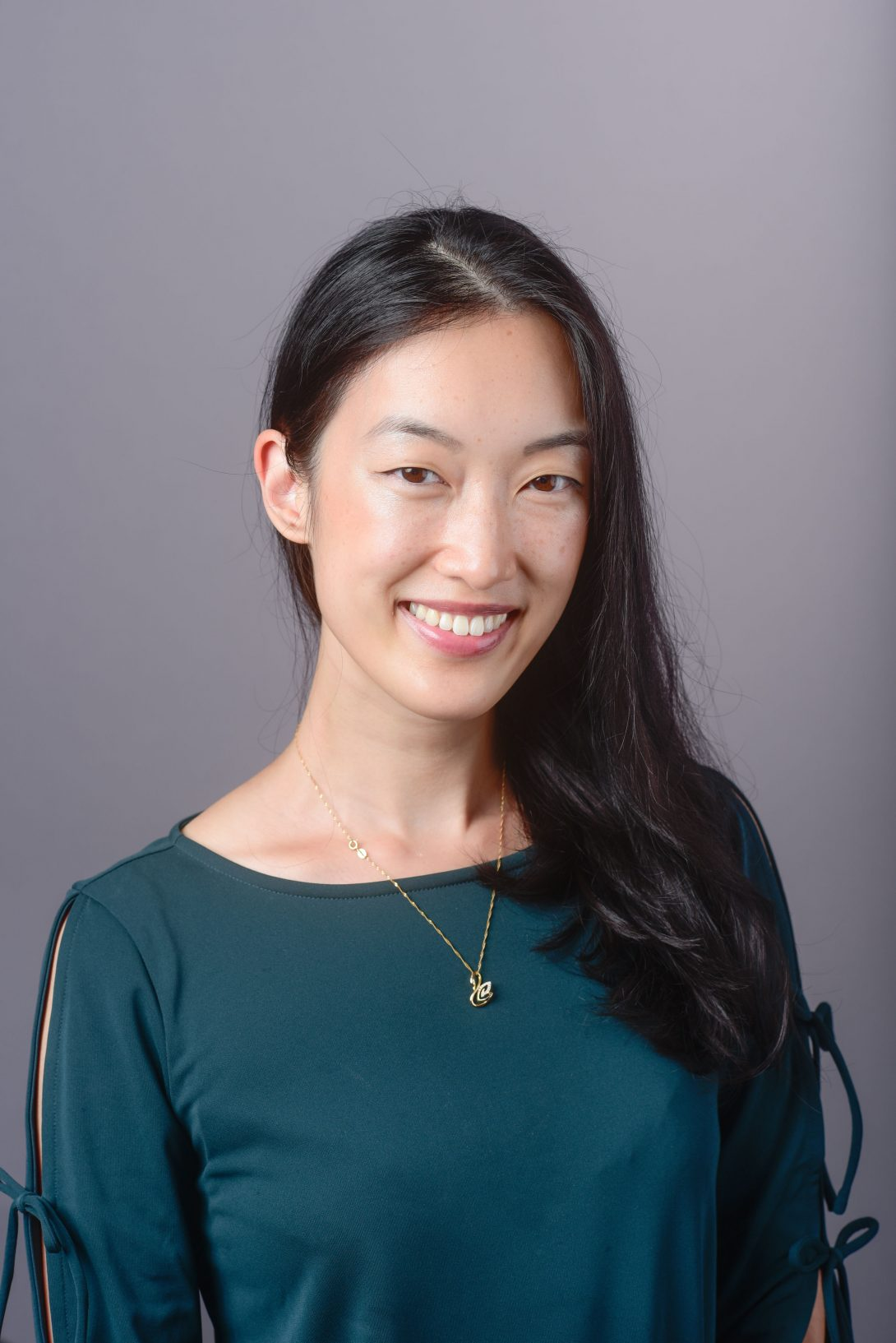 portrait of Dr. Shirley Zhang