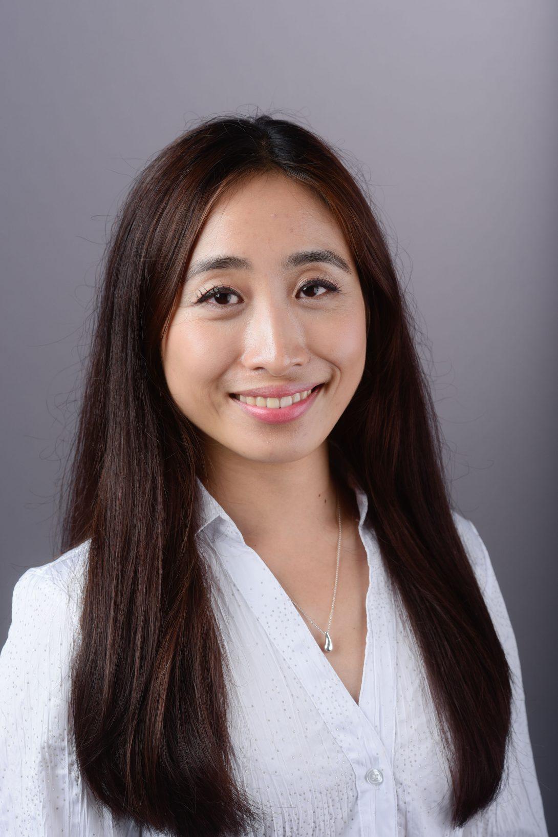portrait of Dr. Hsuan Tsuei